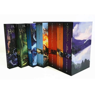 H-H UK HARRY POTTER BOX SET 7 BOOKS: Buy sell online Children's Books with cheap price