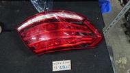 2016 W212 原廠 左後燈 尾燈 小改款