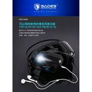 附發票保固現貨3快速出貨SADES賽德斯7.1聲道USB阿蒂娜Plus電競耳機麥克風SA-919S同龍騎士晶片組