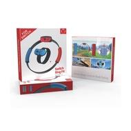 《YM3C》任天堂 Nintendo Switch 副廠 健身環 健身環大冒險 Ring-Con 體感運動瑜伽環+腿帶