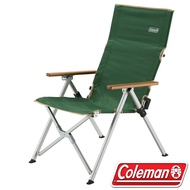 Coleman CM-26745 LAY躺椅/綠 3段可調式躺椅/輕量露營椅/高背休閒椅/