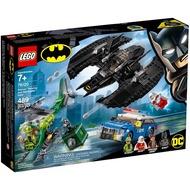 樂高LEGO 超級英雄系列 - LT76120 Batman Batwing and Th