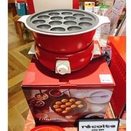 🔥 麗克特 recolte fete 調理鍋 櫻花粉 Tanto 1.9L 經典紅 章魚燒烤盤 粉紅 紅色 白色 粉色