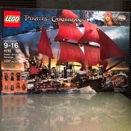 Lego 4195 安妮皇后復仇號 絕版品