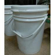 23L密封塑膠桶 儲物桶  食品級 台製