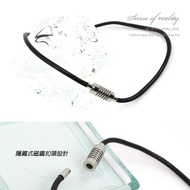 柒彩年代【NB8】日本潮男必備 白鋼重質重量造型磁鐵易扣項圈項鍊