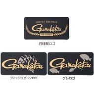 中壢鴻海釣具【GAMAKATSU 】 GM-2494 磁版貼紙