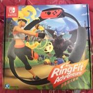 健身環大冒險 健身環 + 遊戲片 只有一組