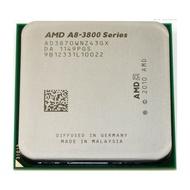 AMD A8-Series A8-3870K A8 3870K A8 3870 CPU Quad-Core 3.0Gชุดเดสก์ท็อปจอแสดงผลApu AD3870WNZ43GXซ็อกเก็ตFM1 905pinจัดส่งฟรี