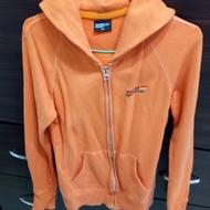 Benetton Formula1橘色運動外套