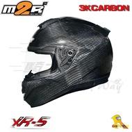 ~任我行騎士部品~ M2R XR-5 碳纖維 全罩 安全帽 輕量化 Carbon XR5