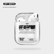 กรณีใสง่ายสำหรับแอปเปิ้ลApple airpods 1/2 ไร้สายบลูทูธหูฟังแฟชั่นฮาร์ดหูฟังเต็มฝาครอบป้องกันกรณีอุปกรณ์เสริมการ์ตูนปลอก