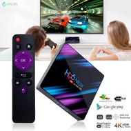 EPLBS H96 Max RK3318四核智能電視盒Android 9.0 2.4G / 5G Wifi藍牙4.0頂盒