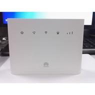 華為 4G路由器 4G無線寬頻分享器(帶一網口一電話口) B310S-22