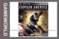 【無現貨】美國隊長:超級士兵 Captain America: Super Soldier 亞英版 (PS3遊戲)2011-07-19~【電玩國度】