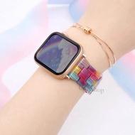 สาย นาฬิกาข้อมือ สายสำหรับ apple watch สาย สำหรับAppleWatch ซีรีส์ 6 5 4 3 2 1 42 มม. 44 มม. 40 มม.38 มม