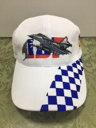嘎嘎屋台灣製 空軍便帽 IDF 帽子 白色 棒球帽 一聯隊 帽子 C3-112