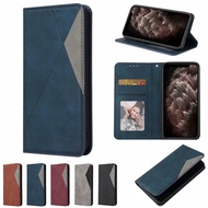 Iphone 12 Leather Flip Case Cover For Iphone 12 Pro 12 Mini