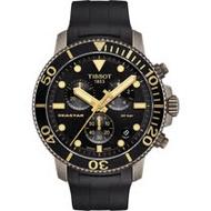 TISSOT 天梭 Seastar 1000 海洋之星300米潛水計時錶-45mm T1204173705101