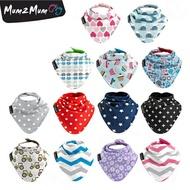 紐西蘭 MUM 2 MUM 雙面時尚造型口水巾圍兜 361747 好娃娃