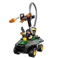 LEGO 樂高 超級英雄人偶   滿大人 含戰車 76008