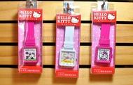日本限定 三麗鷗 Hello Kitty 造型 手錶/手表 《 3款任選 》★ 日本製 ★ Zakka'fe