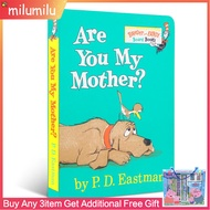 Dr. Seuss Original Children Popular Books  Are You My Mother Board book Colouring English Activity Picture Book for Kids
