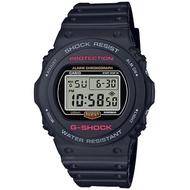 【CASIO 卡西歐】G-SHOCK 街頭潮流電子手錶(DW-5750E-1)