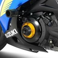 【柏霖】Dimotiv SUZUKI GSX-R150 GSX-S150 17-18 引擎保護塞 DMV 藍
