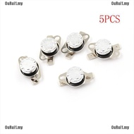 SC 5pcs 10A 250V KSD301 85C Thermostat Temperature Thermal Control Switch HS