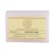 [綺異館] 印度香皂 滋養苿莉皂 125克Khadi Jasmine  / 售medimix 印度線香