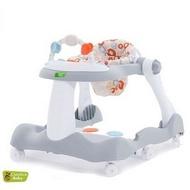 (現貨)Creative Baby 多功能三合一音樂折疊式學步車【六甲媽咪】
