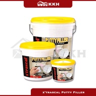 [Ready Stock] Xtraseal Instant Putty Filler White 500gm