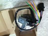 AUDI~A4~8E~A6 4B~~風扇控制器~原廠件