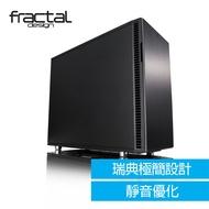 Define R6 永夜黑 Fractal Design