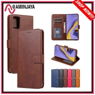 Case Samsung A51 Wallet Leather Flip Cover