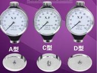 DHL 20pcs ประเภท A C D ยาง Durometer ความแข็ง Tester Meter เครื่องมือวัด Shore ยาง Durometer