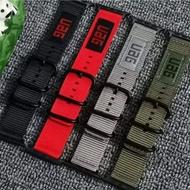 ระเบิดแฟชั่น apple watch strap สายไนล่อน iwatch series SE 6 5 4 3 2 1  สาย applewatch 38 40 42 44mm