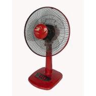 """Toyomi 12"""" Desk Fan  TF 128(RED)"""