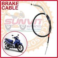 MOTORCYCLE BRAKE CABLE VEGA115 (DRUM)