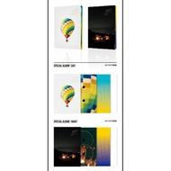 防彈少年團BTS-特別專輯「花樣年華Young Forever」NIGHT版 (空專)