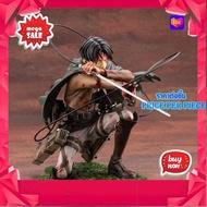[ ของขวัญ Sale!! ] 18cm Attack on Titan Figure Rival Ackerman Action Figure Package Ver. Levi PVC Action Figure Rivaille Collection Model [ ราคาถูกที่สุด ลดเฉพาะวันนี้ ]
