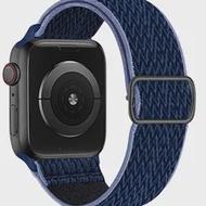 ไนลอนสำหรับ Apple Watch Band 44มม.40มม.38มม.42มม.44มม.ปรับกีฬายืดหยุ่น Solo สร้อยข้อมือ IWatch Series 3 4 5 6 Se