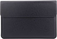 Megoo Surface Go1/2 Leather Sleeve Case, for Micosoft Surface Go 2 2020 10.8 inch-Black