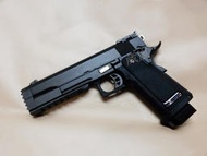 WE HI-CAPA5.2 全金屬CO2直壓槍-R版(BB槍瓦斯槍CO2槍短槍模型槍競技槍電動槍手槍