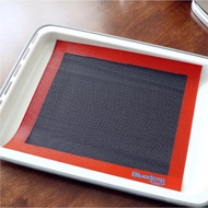 麵包透氣烤墊。不沾烤箱用 烘焙耐高温  透氣矽膠網墊