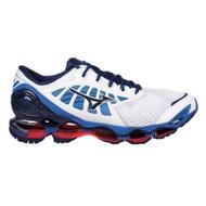 MIZUNO WAVE PROPHECY 9 男慢跑鞋-美津濃 J1GC200027 白藍丈青紅