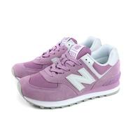 NEW BALANCE 574系列 運動鞋 復古鞋 粉紫色 女鞋 窄楦 WL574OAC-B no707
