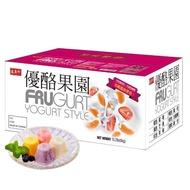 【盛香珍】優酪果園小果凍量販箱6kg-綜合水果風味(約170顆)