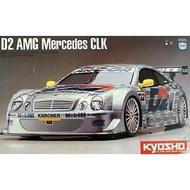 kyosho super10 FW04 D2 Mercedes CLK 絕版品
